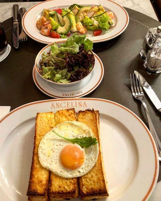 Comfort food or light salad? We choose both 😍 beirut foodie foodporn ... (Downtown Beirut)