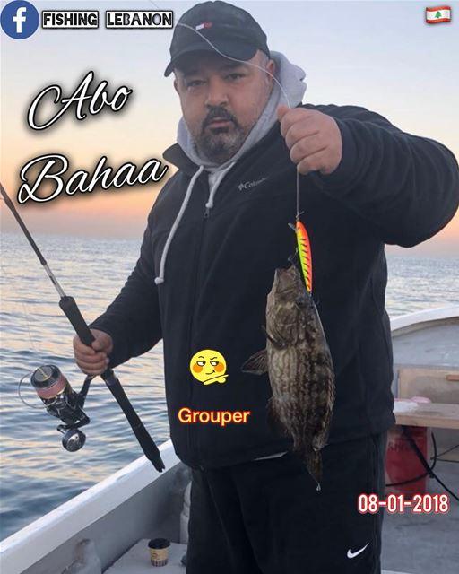 @ahmadbit @fishinglebanon - @instagramfishing @jiggingworld @whatsuplebanon (Beirut, Lebanon)