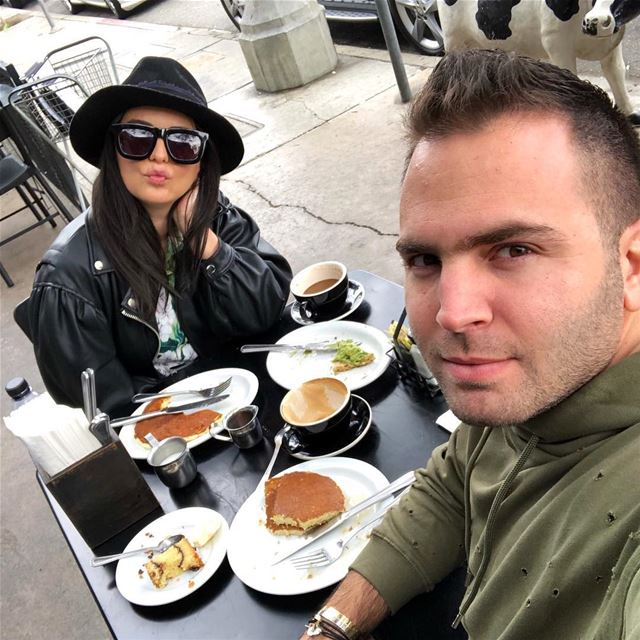 Already missing this one 🥑🥞🐮 losangeles california weekendvibes ... (Joan's on Third)