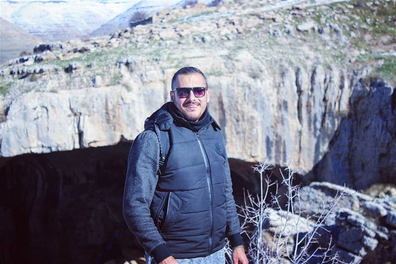 About yesterday sunday hiking faqra keep smiling nature ... (Fakra Kfarzebian Liban)