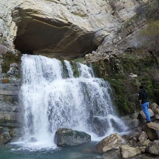 What is more beautiful than Nature and the sound of a Waterfall Afka ... (Afka, Mont-Liban, Lebanon)