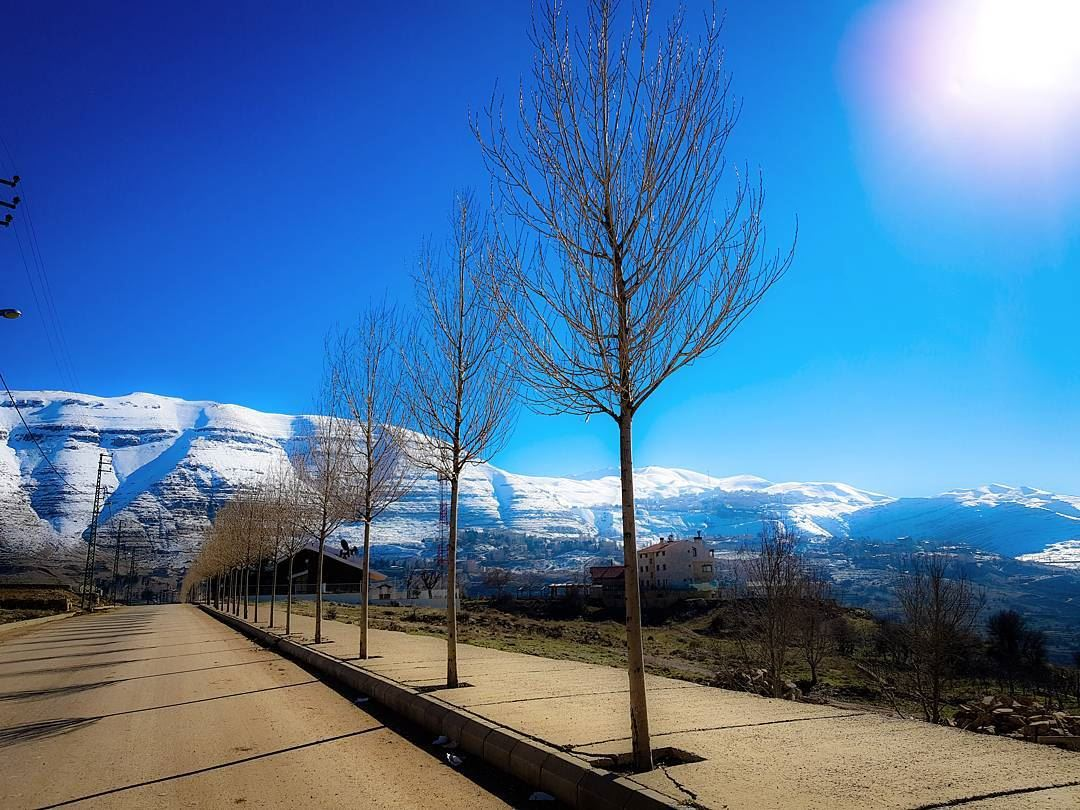 Good Afternoon Lebanon ❄@farayalovers