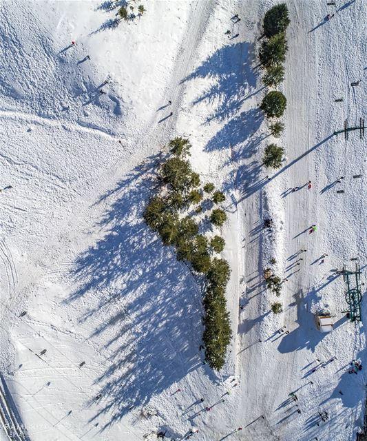 Footprint Of GOD👣... mzaar kfardebian lebanon dji drones ... (Mzaar Kfardebian)