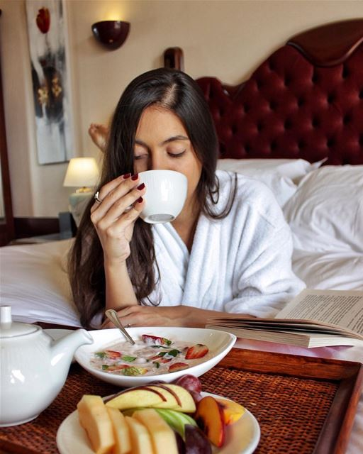Good morning ☀️Anyone else notice the week is going slow? 🤦🏻‍♀️....... (Grand Hills Hotel and Spa Broumana)