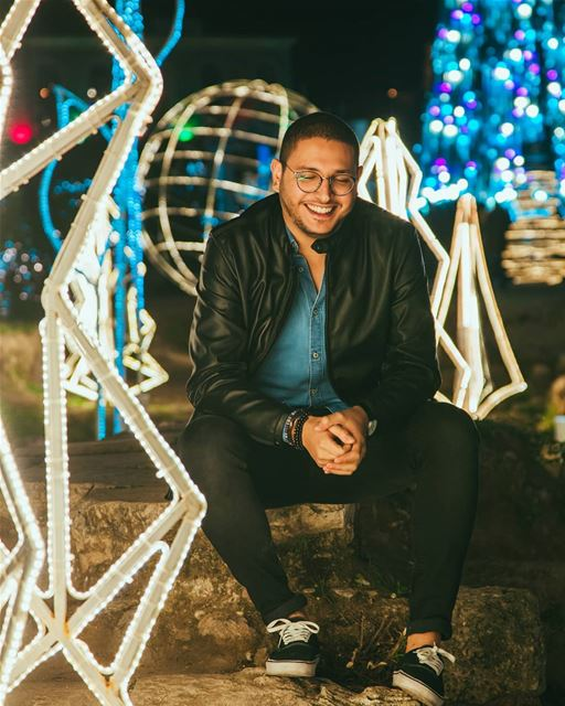 😁 Collect moments ❤️ christmasvibes Lights Colors Beauty ... (Byblos, Lebanon)