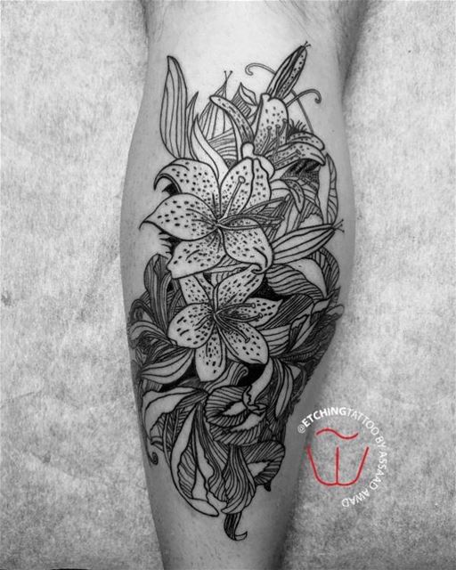Botánica  3 Thank You For Your Artistry @etchingtattoo.... (Beirut, Lebanon)