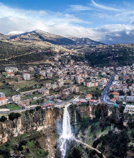 Good Morning Jezzine ❤️By @rami_rizk89 Jezzine SouthLebanon Liban ... (Jezzine District)