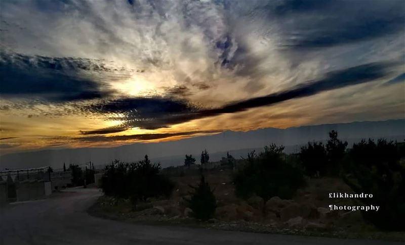 When you start each day with a grateful heart, light illuminates from... (El Hermel, Béqaa, Lebanon)