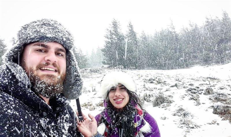 snowhike withhim wintertime wildernesslebanon lebanonshots ...