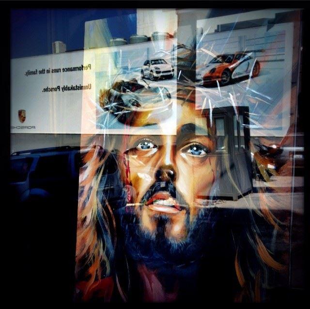 Good morning Beirut. Jesus dreams of Porsche. chrétiensduLiban ...