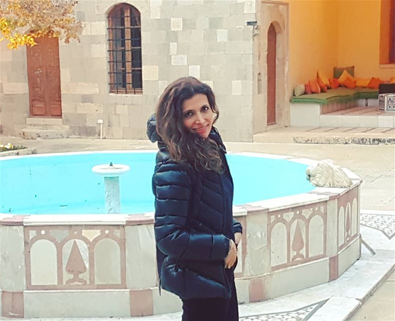 Just love being in touch with a more authentic Lebanon, where the roots,... (Mir Amin Palace Hotel)