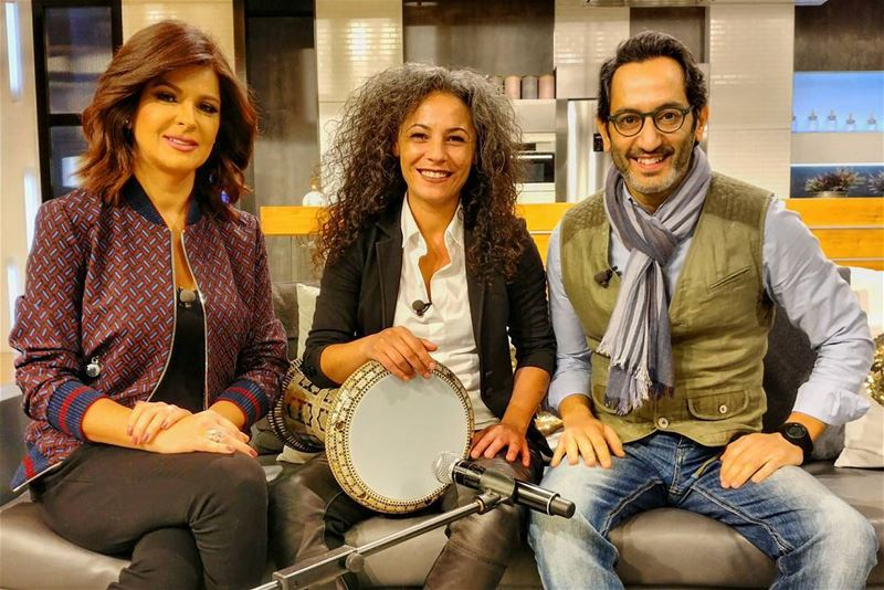 "Amazing ""Musical"" Episode on MTV with the one & only Simona Abdallah!..."