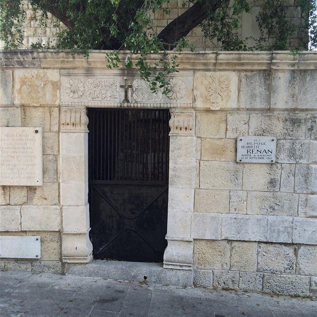 عمشيت amsheet amchit mountlebanon henrietterenantomb lebanon ... (Aamchite, Mont-Liban, Lebanon)