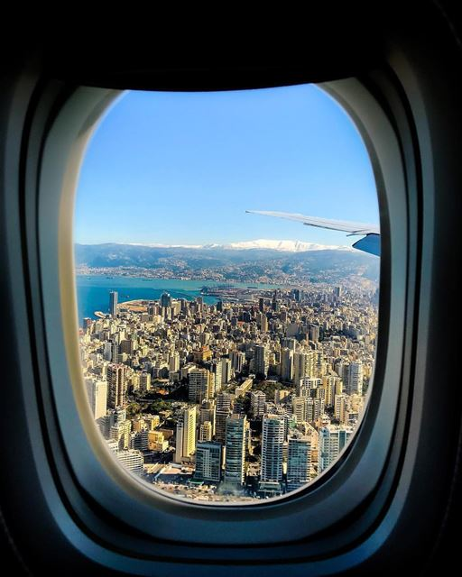 Nothing beats coming Home 🏠By @jadterro AboveBeirut Beirut Liban ... (Beirut, Lebanon)