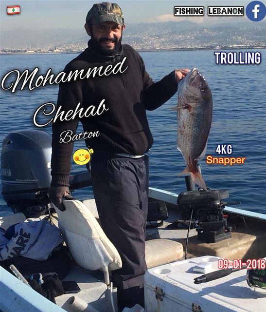 @batton @fishinglebanon - @instagramfishing @jiggingworld @whatsuplebanon @ (Beirut, Lebanon)