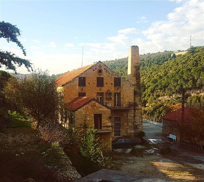 The orient... the silk road.. the past.. silence peace nature chouf... (Chouf)