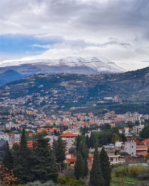 When you arise in the morning, think of what a precious privilege it is to... (Amioûn, Liban-Nord, Lebanon)