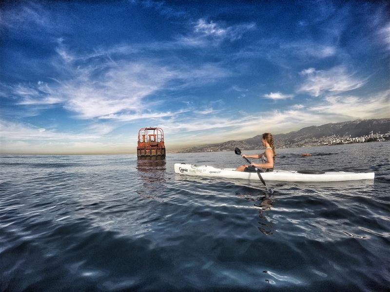 More good weather means more Surfski sessions!!.Join our Surfski club,...