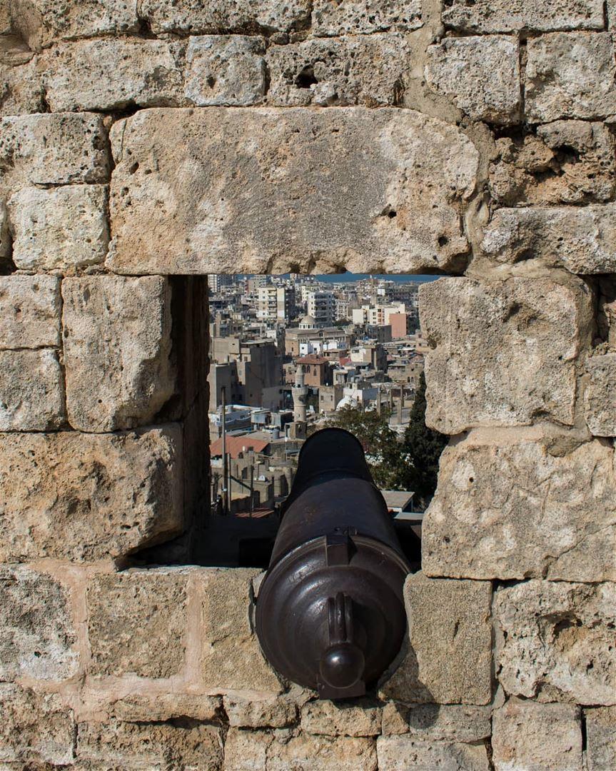 Disrepair.🏛 rookietographer ....... lebanon castlerock citadel... (Citadel of Raymond de Saint-Gilles)