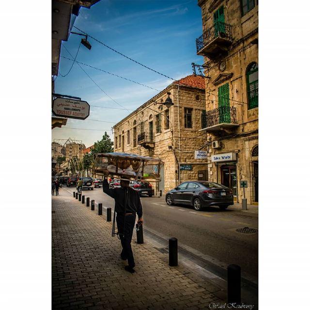 jounieh street city lebanon old house ig_lebanon lebanon_hdr man... (جونية - Jounieh)