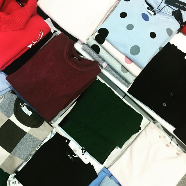 Stay warm with our top quality sweaters DailySketchLook 213 shopping ... (Er Râbié, Mont-Liban, Lebanon)