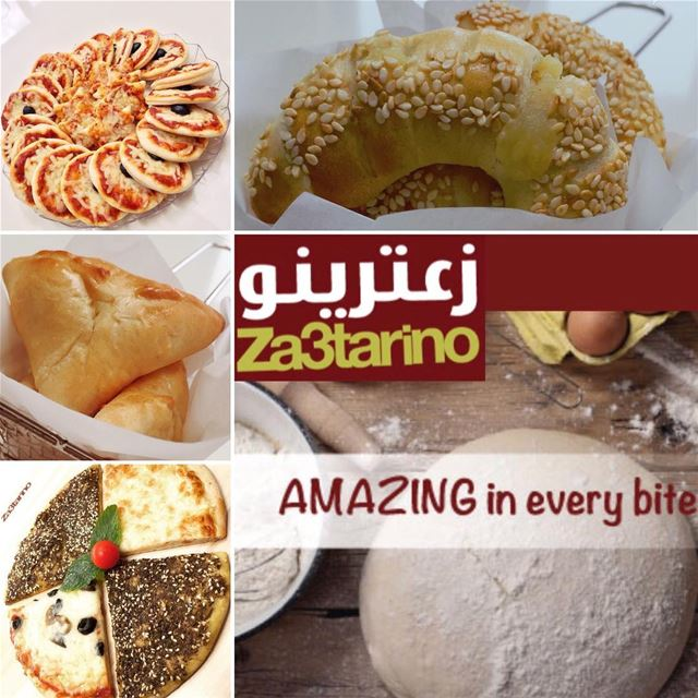 Za3tarino Amazing in every bite👌🏻😋  food followforfollow  likesforlikes...
