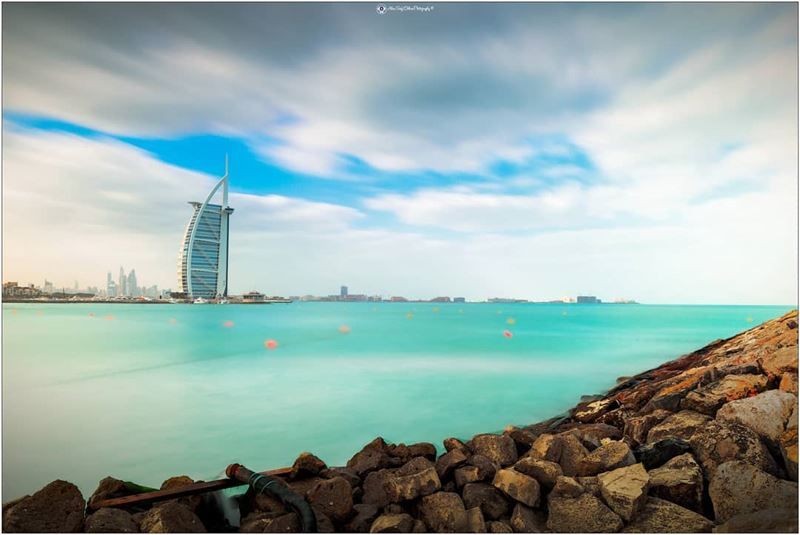 If you see the clouds around, pick up your gear and go to shoot........ (Dubai, United Arab Emirates)