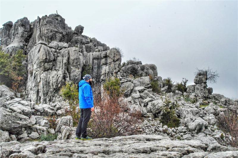 Off limits and way beyond..🍃.... hikingadventures hking ... (Lebanon)