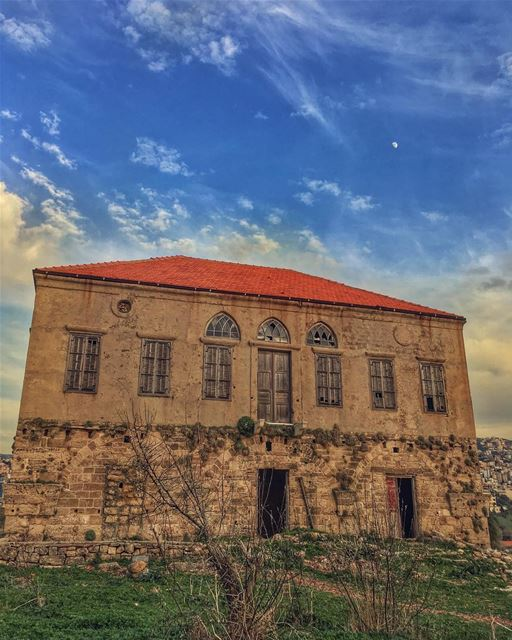 Time After time , we meet but never do we speak..... moonlight ... (Byblos, Lebanon)