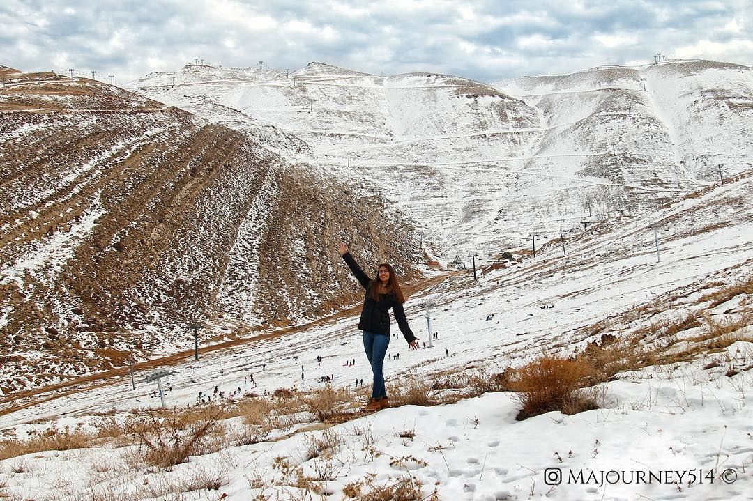 You can find happiness wherever you are, stop taking things for granted... (Faraya, Mont-Liban, Lebanon)