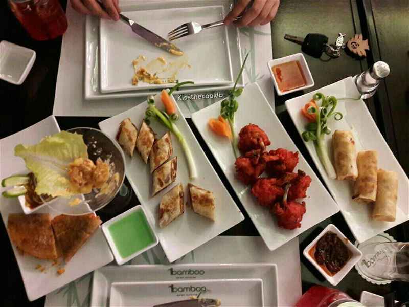 Bamboo is the right place for you to visit each day and try new dishes of... (Bamboo Asian Cuisine)