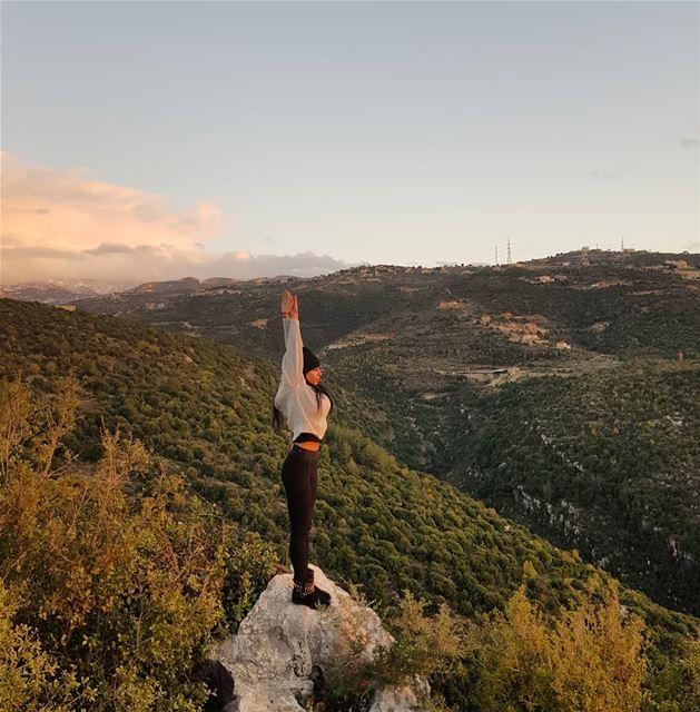 """"""" Après la pluie, le beau temps """" 🌈☀️ ^^Posting on my page for the... (Lebanon)"""
