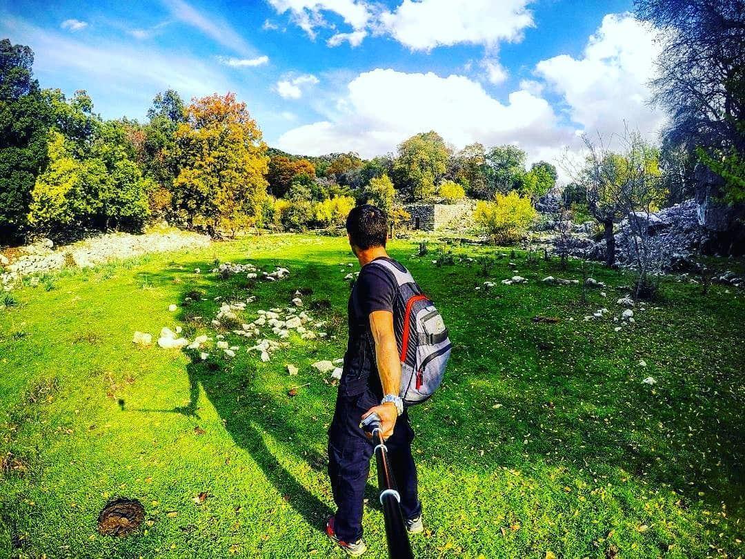 Follow me to mother nature ...・・・Credits to @bilaljamal・・・ jabalmousa ...