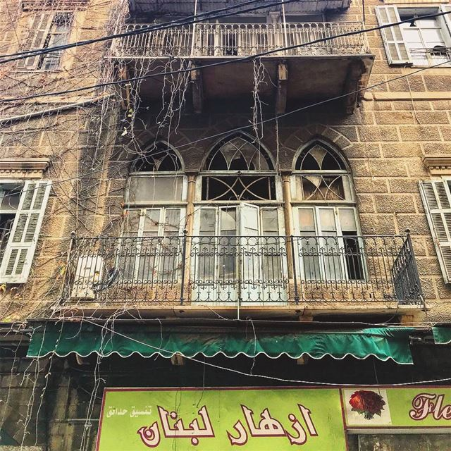 Gems of Beirut 💎 WHPwindows Lebanon tb travel travelgram traveler... (The Lebanese Bakery)