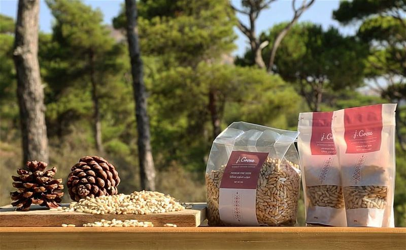 Goodness that longs to be shared 👌😋Our j.Grove Premium Pine Nuts come...