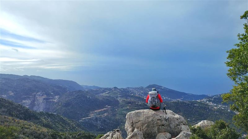 Chilling at the top of Jabal Moussa🗻Join us this Sunday as we hike🚶this...