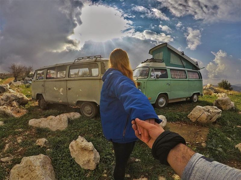 Let's run away and never look back... (Just VW Campers)