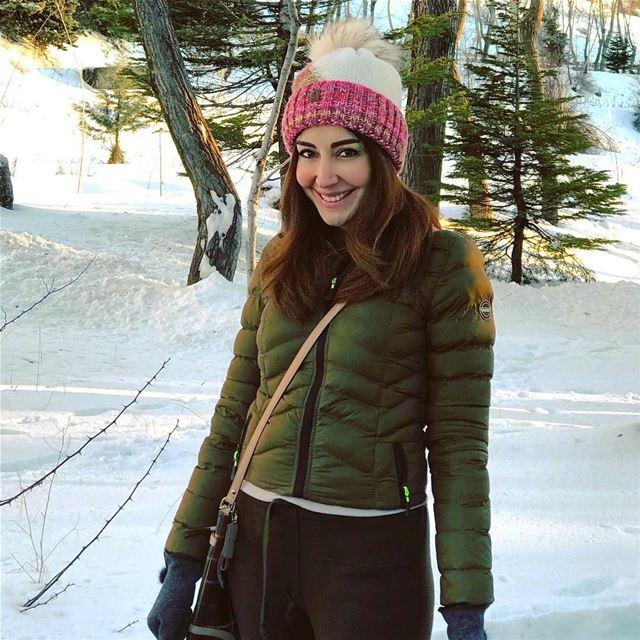 Winter shots! 📷🎞 whatworksformaya adayinthemountains snow mountains ... (El Laqloûq, Mont-Liban, Lebanon)
