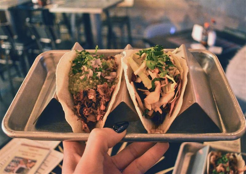 Tacos aren't just for tuesday! 🌮😋...... tacos food lebanon ... (Taqueria Del Jefe)