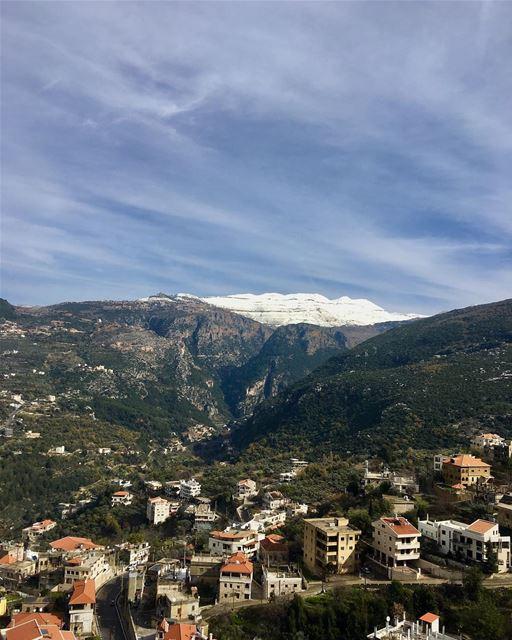"Sunday well spent bel ""Shmel"" ❤️☝🏻 peterwenmaken ..... lebanon ... (Torza)"