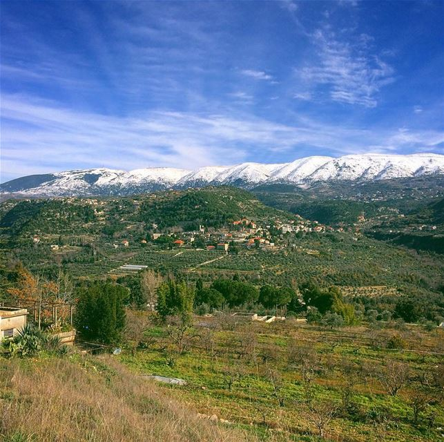 The earth has music for those who listen! whatsupplebanon ... (Chouf)