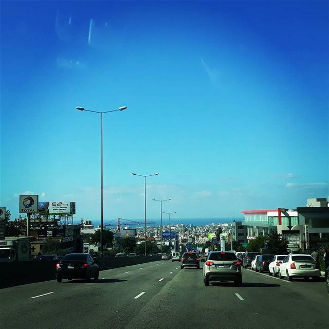 Road to paradise beyrouth lebanon paradise ...