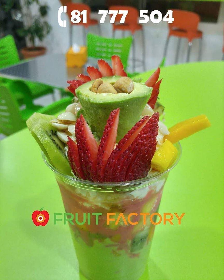 @fruitfactoryleb - refreshing fruity FruitFactory Freshnesstoyourdoor... (Fruit Factory)