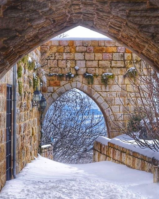 Light, Love and Will - the one is as necessary as the other. Light, Love... (Ehden, Lebanon)
