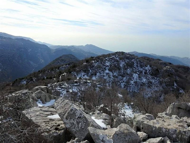 The best view comes after the hardest climb. JabalMoussa unescomab ...