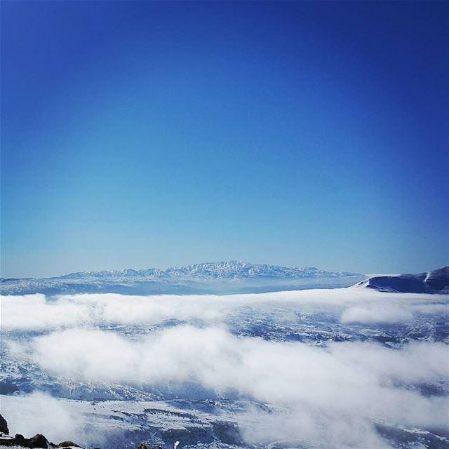 Climb the mountain so you can see the world mountain lebanon ...