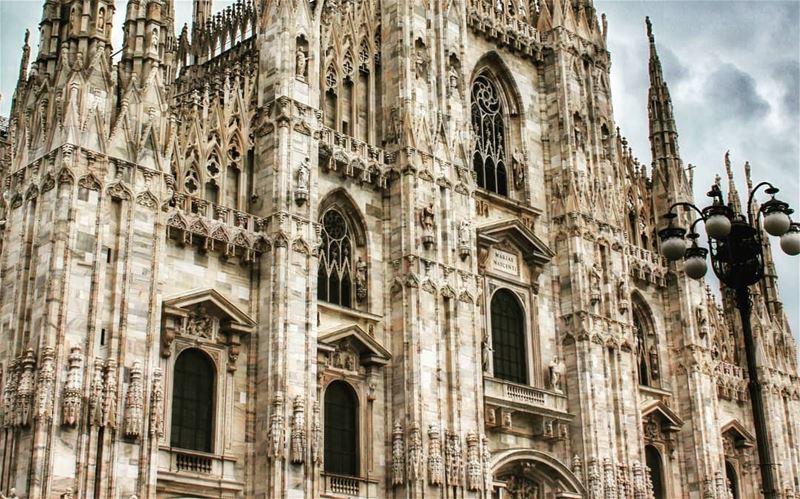 Milan on my mind... duomodimilano milan italy ig_italy ig_lebanon ...
