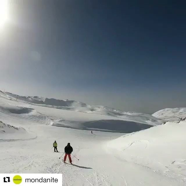kfardebian lebanon ski mountain snow nature mzaar naturephotography ... (Mzaar Kfardebian)