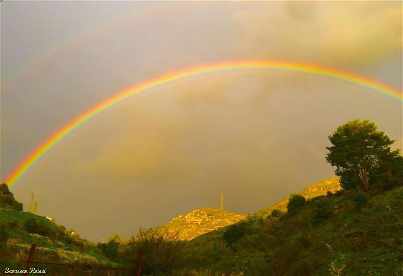 today rainbow arcenciel ...