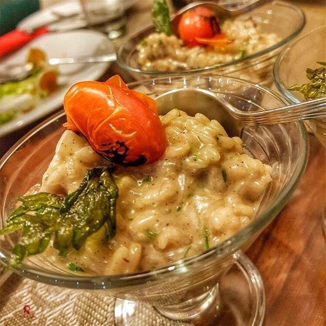 Risotto the perfect way 🤭.======================📍 @au_bistrot_de_michel (Achrafieh, Lebanon)